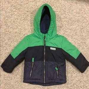 12 month Carter's winter jacket